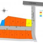 Block Plan Kencana Jingga Residence