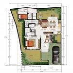 1st floor plan - type 120
